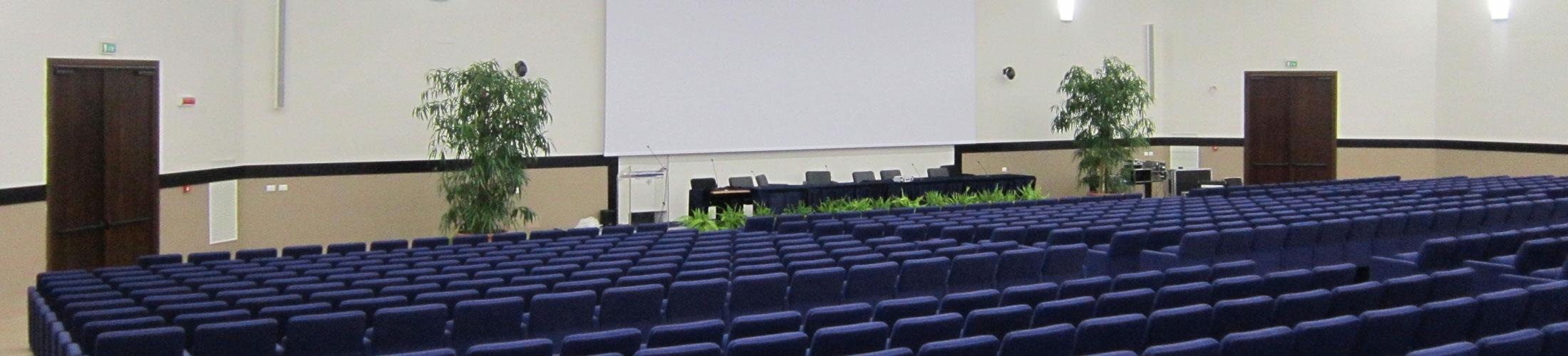 Sala congressi Palacongressi