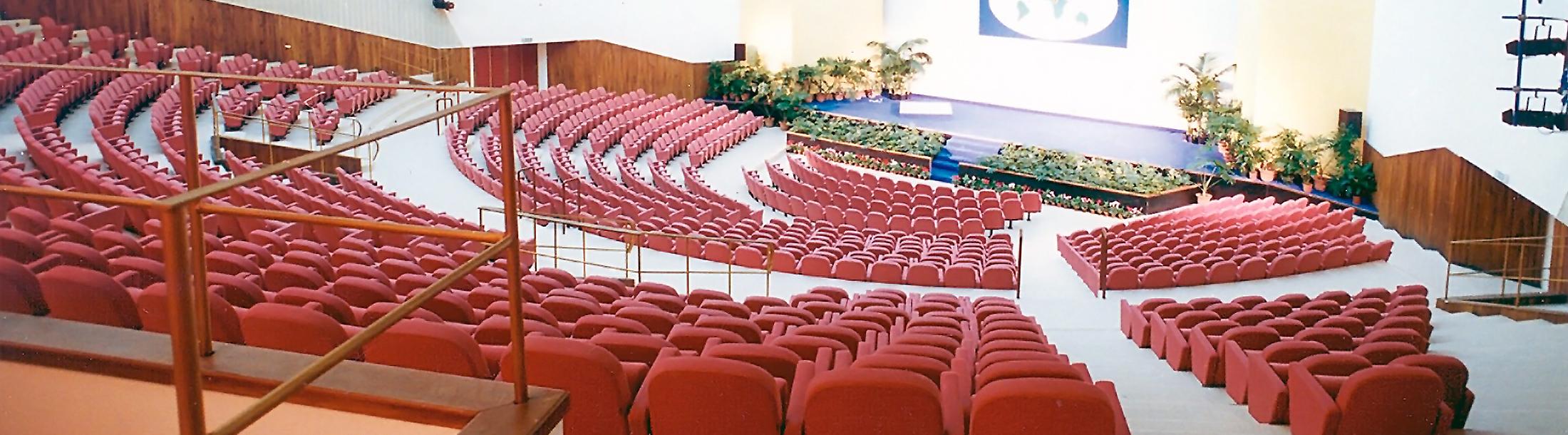 Auditorium teatro mediterraneo