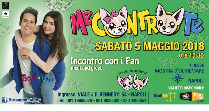 Greet And Me Napoli Contro Te Meet Mostra D'oltremare Di OPkNwXZ8n0